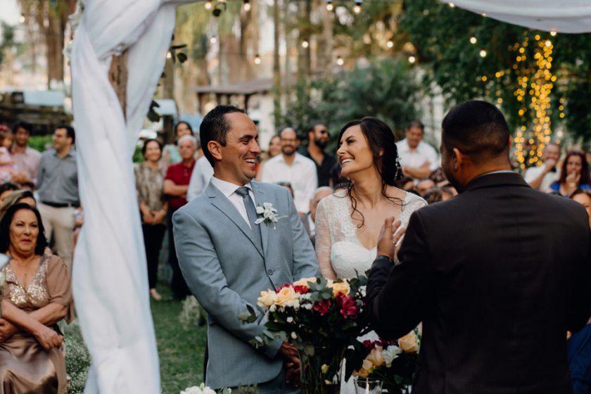 Casamento – Juliana e Rhallyson